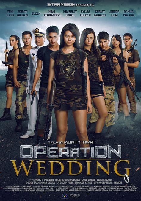 pemain film operation wedding 2015 operation wedding 1 of 3 extra large movie poster