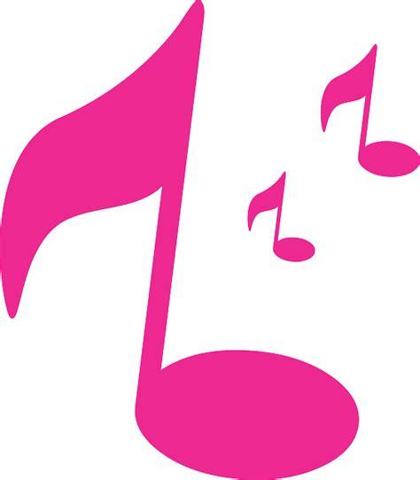 pink microphone clip art wallpaper vector gratis m 250 sica musicales notas sonido imagen
