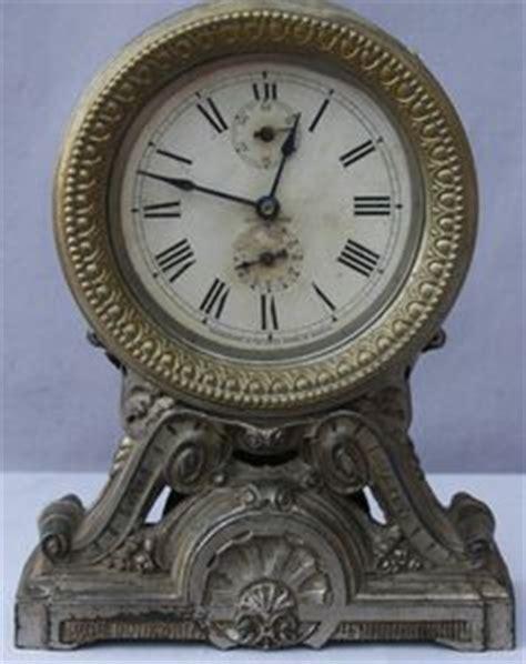 vintage seth thomas travel alarm clock  days  jewels