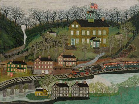 american folk art painters
