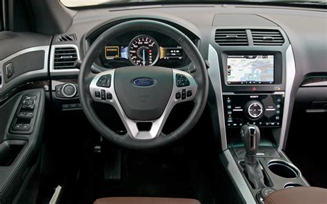 Explorer Interior by Car Picker Ford Explorer Interior Images