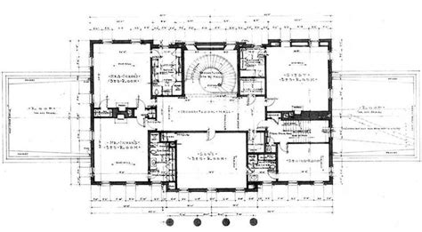 house plans atlanta swan house second floor floor plans exciting eh