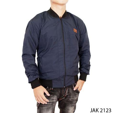 Jaket Parasut Lengan Pendek jaket pria terbaru parasut dongker jak 2123 kemeja
