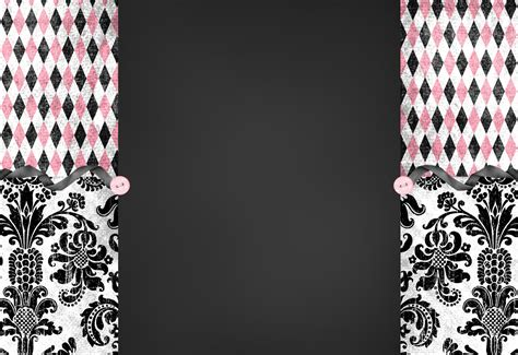 girly black wallpaper my style backgrounds girly