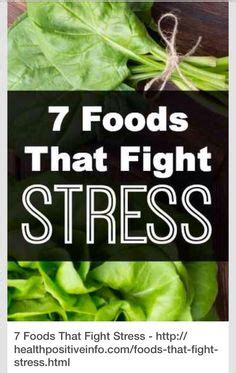 7 Foods To Combat Stress by Blueprint Determine Your Type Provida