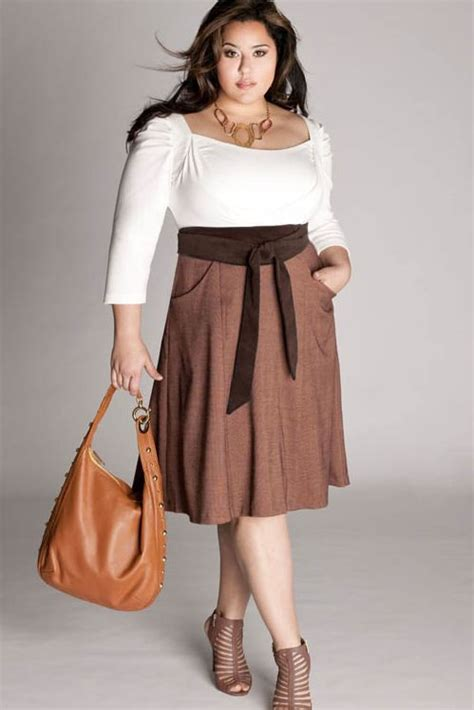 Plus Size Wardrobe by Plus Size Clothing For Fashion Is Key
