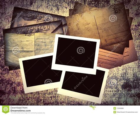 Old Book Template Royalty Free Stock Image Image 13390886 Free Photobook Template