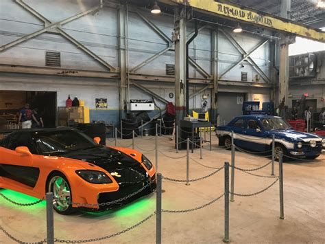 fast and furious universal orlando fast furious supercharged photos video universal