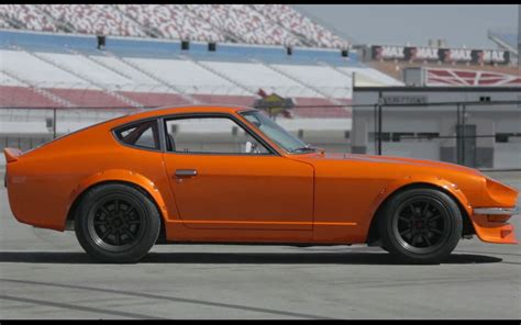 datsun z old vs new nissan project 370z against datsun 240z on