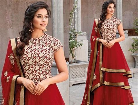 hairstyles for long hair on salwar suits trending hairstyle ideas for anarkali dress top super