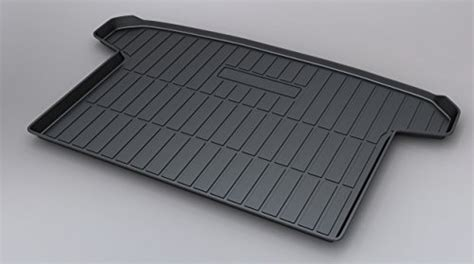 Vesul Rubber Rear Trunk Cargo Liner Tray Floor Mat Cover