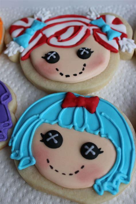 lolapoolsy doll cookies jpg cakecentralcom