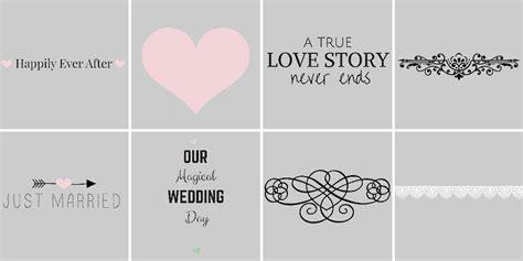 Wedding Album Elements by Diy Wedding Photo Books