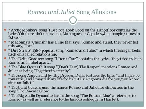 themes of commitment in romeo and juliet allusions