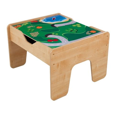 kidkraft activity table with board 2 in 1 activity table with board temple webster