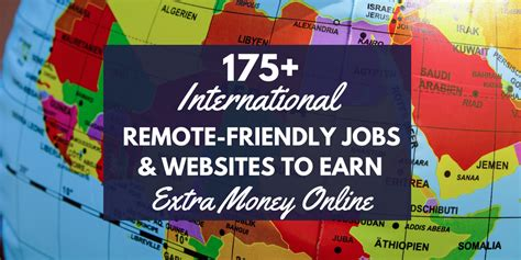 International Jobs Online Work From Home - international work from home jobs and websites for extra cash work from home happiness