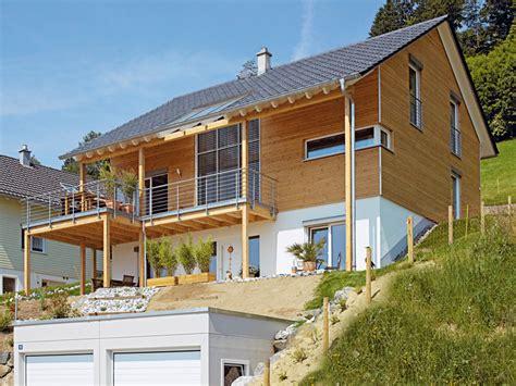 Haus Bauen Am Hang 4560 by H 228 User F 252 R Hang Und L 252 Cke Fertighausscout De