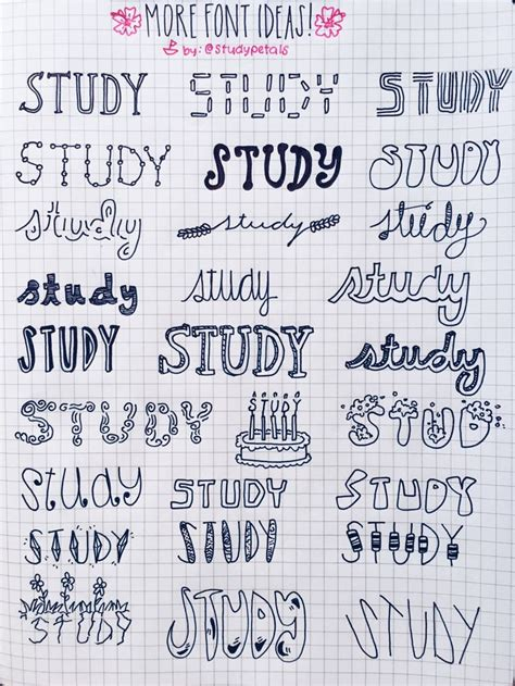 typography notes 1000 ideas about note taking on school notes notebook ideas and diy agenda