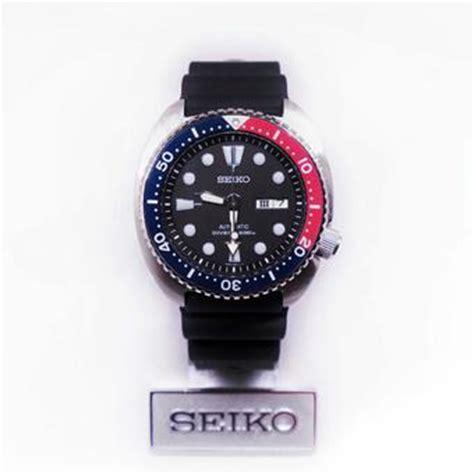 Jam Tangan Aigner Alba Rubbet Hitam harga seiko turtle prospex jam tangan pria hitam pepsi rubber srp779 pricenia