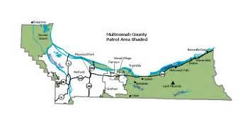 map of multnomah county oregon portland bureau of emergency communications boec the
