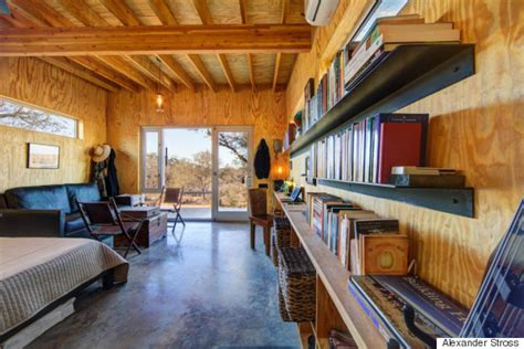 5000 tiny house 2 4 families built their own ranch made of tiny houses and