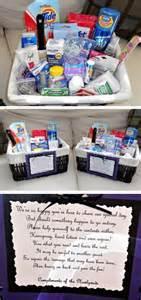bathroom basket ideas bathroom basket wording weddingbee