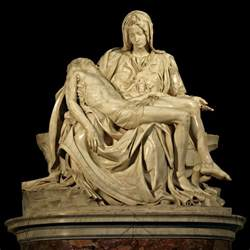 michelangelo s sunday supplement dicing with death la pieta the daily norm