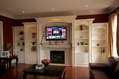 Diy Build Kitchen Cabinets by Build In Wall Tv Entertainment Units Custom Bookcases