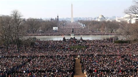 Picture Of Inauguration Crowd | dc food trucks to be big part of presidential inauguration