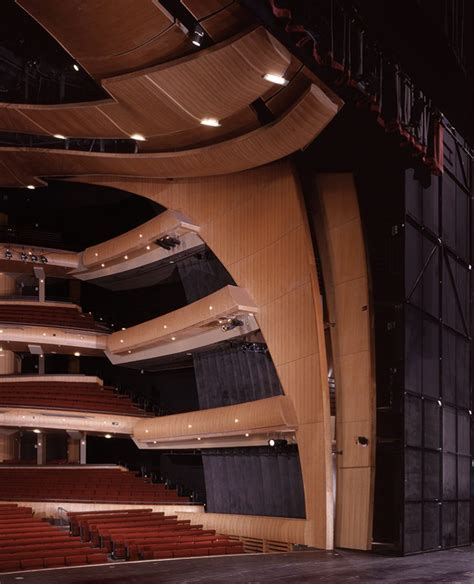 ellie caulkins opera house ellie caulkins opera house semple brown design