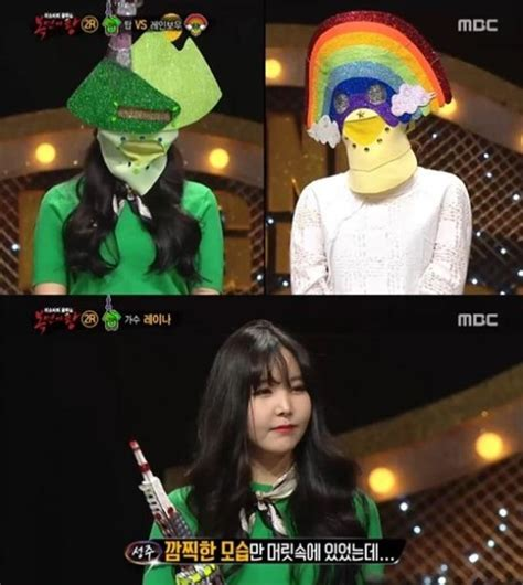 dramanice king of masked singer find out which idols were on king of masked singer