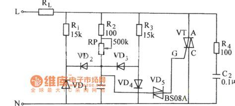 inductive load circuit triac inductive load circuit control circuit circuit diagram seekic