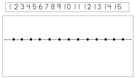 blank number line clipart clip library