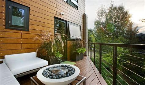 ringhiera design ringhiere per balconi materiale e design per un outdoor