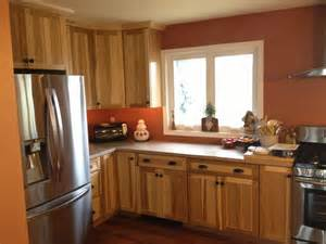 kitchen cabinets reading pa kraftmaid mission hickory natural kitchen traditional kitchen philadelphia by lowe s