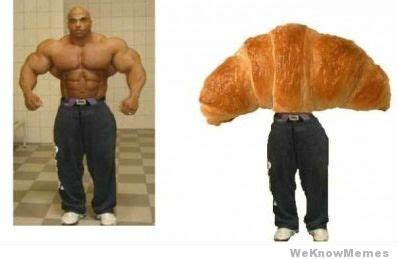 Croissant Meme - croissants banned by islamists bodybuilding com forums