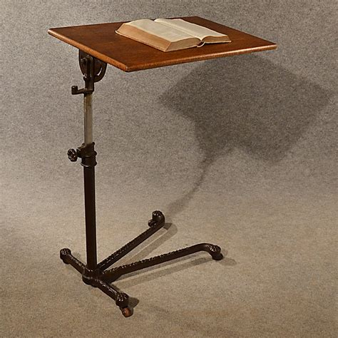 tables for reading antique reading table book stand lectern antiques