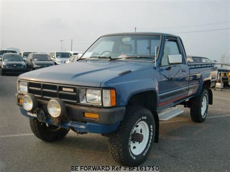 1985 Toyota Hilux Used 1985 Toyota Hilux Truck S Cab N Ln65 For Sale