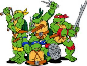 tmnt colors and names turtles hogwarts and archetypes steve