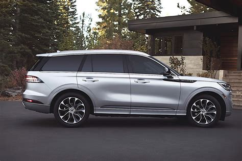 Ford Aviator 2020 by 2020 Lincoln Aviator Review Autoevolution