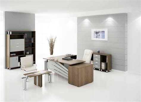 Office Furniture Contemporary Design Home Design Modern Office Furniture