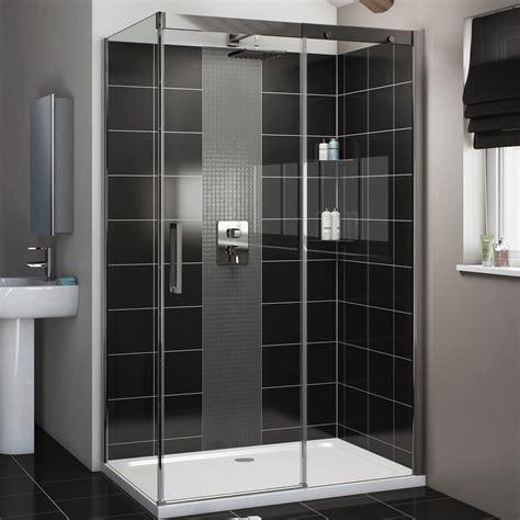 cooke lewis carmony rectangular rh shower enclosure