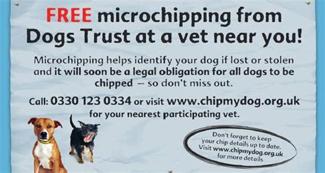 do dogs get their period free microchipping for dogs in scotland news shared