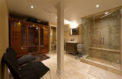 basement home spa