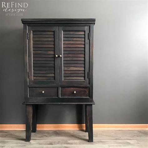Black Bar Cabinet L Black Bar Cabinet General Finishes Design Center