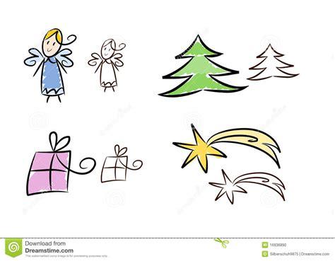 clip arts weihnachten clipart stellte ein weihnachten stockfoto bild 16936890