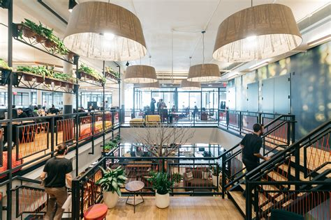 Design House Interiors by Redefining And Redesigning The Way Wework Works Metropolis