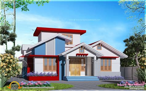 kerala home design single floor indian house plans