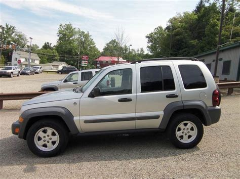 Pleasant Chrysler Jeep Pa 2006 Jeep Liberty Sport 4dr Suv 4wd In Mt Pleasant Pa