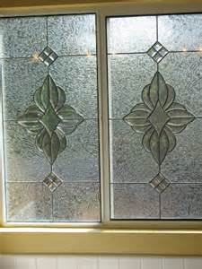 stained glass shower door stained glass craftsmen beveled sliding glass door